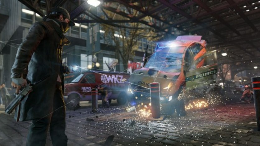 Screenshot 5 - Watch Dogs Season Pass