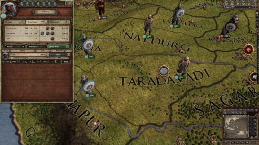 Screenshot 9 - Crusader Kings II: Songs of India