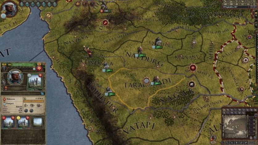 Screenshot 3 - Crusader Kings II: Songs of India