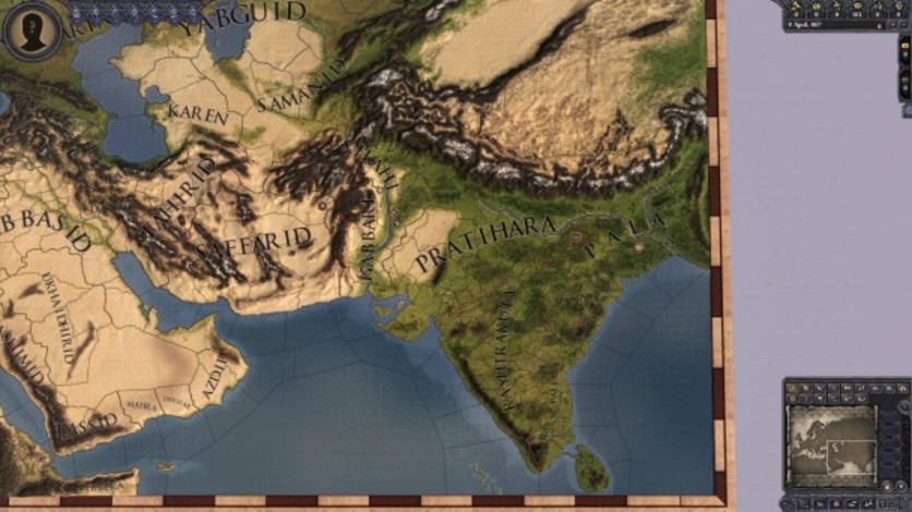 Screenshot 10 - Crusader Kings II: Songs of India