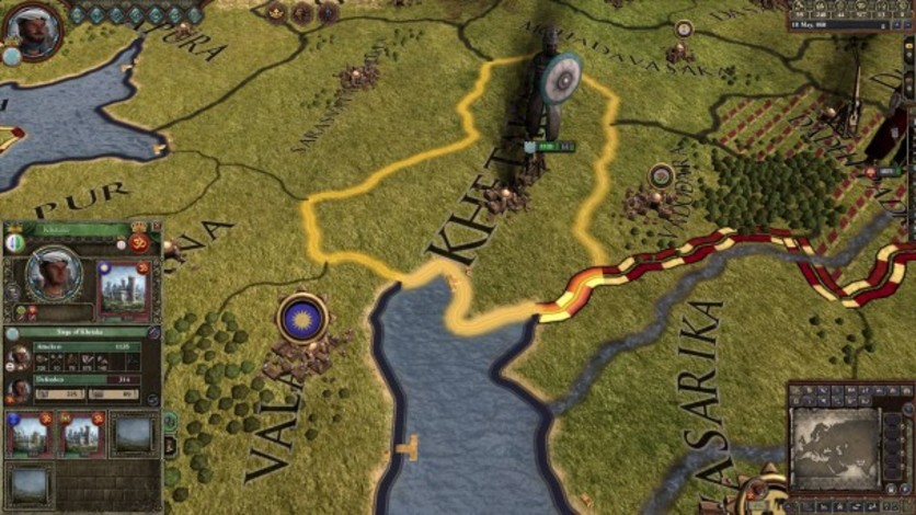 Screenshot 7 - Crusader Kings II: Songs of India