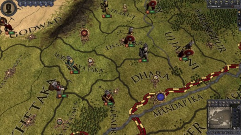 Screenshot 4 - Crusader Kings II: Songs of India