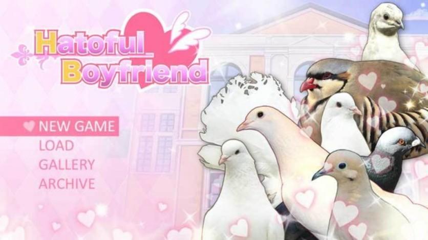 Screenshot 11 - Hatoful Boyfriend