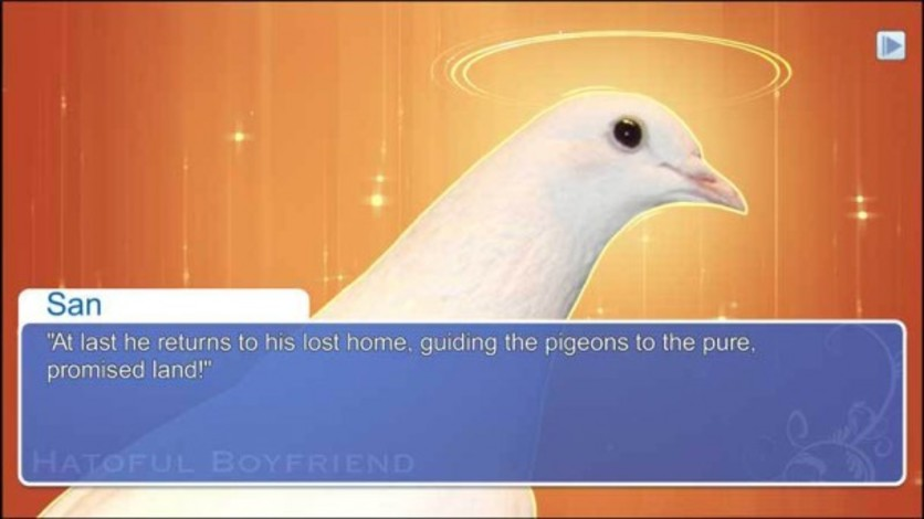 Screenshot 7 - Hatoful Boyfriend