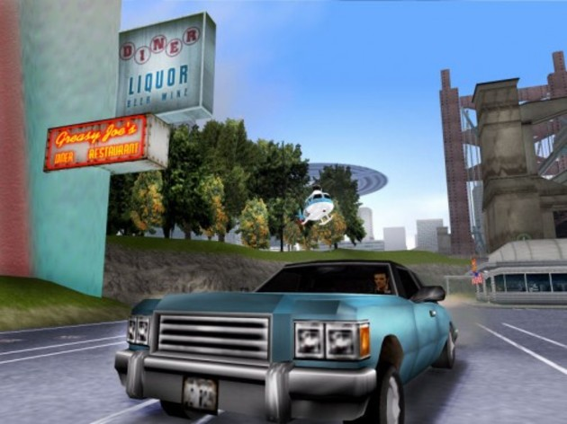 Screenshot 5 - Grand Theft Auto III