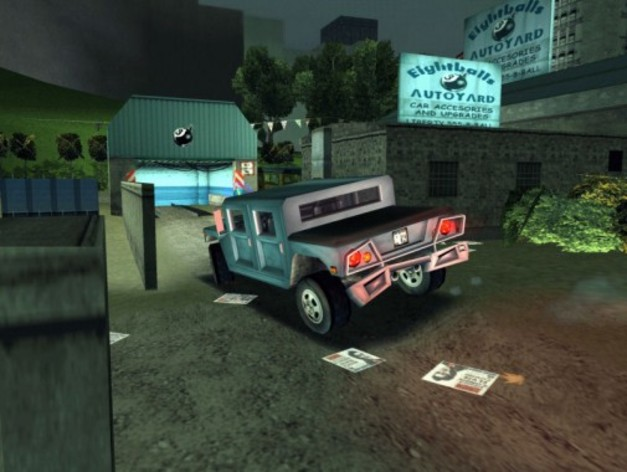 Screenshot 11 - Grand Theft Auto III