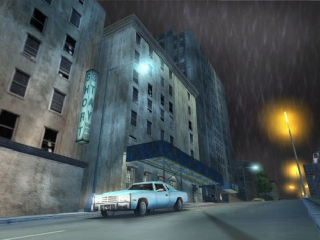 Screenshot 1 - Grand Theft Auto III