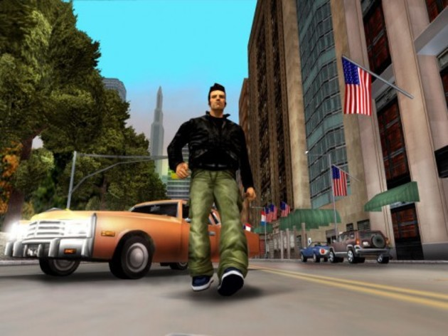 Screenshot 7 - Grand Theft Auto III