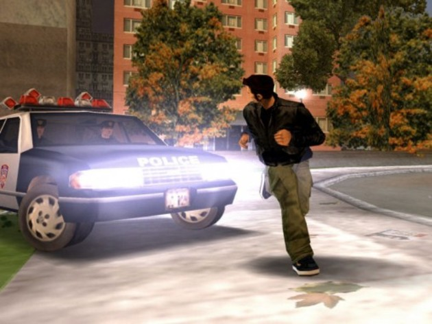 Screenshot 4 - Grand Theft Auto III