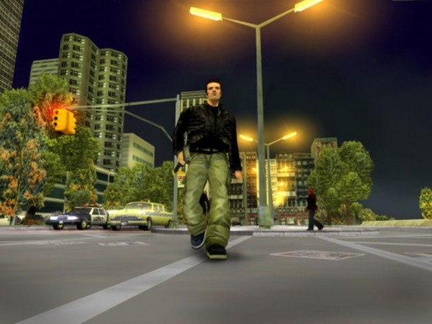 Screenshot 2 - Grand Theft Auto III