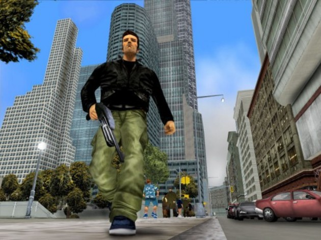 Screenshot 8 - Grand Theft Auto III