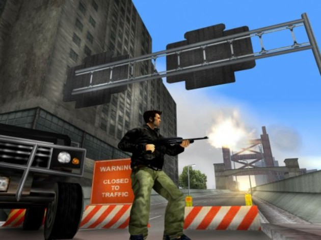Screenshot 10 - Grand Theft Auto III