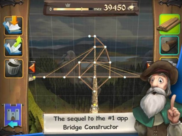 Screenshot 6 - Bridge Constructor Medieval