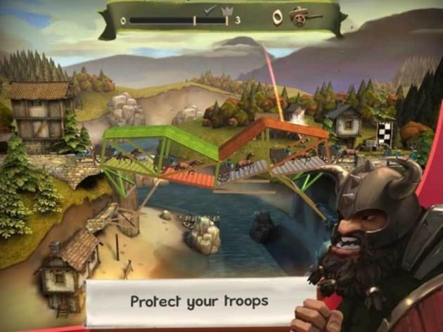 Screenshot 5 - Bridge Constructor Medieval