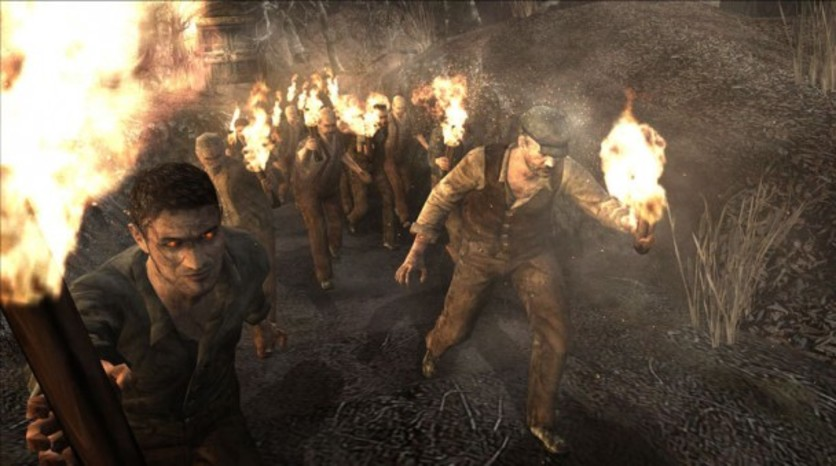 Screenshot 6 - Resident Evil 4