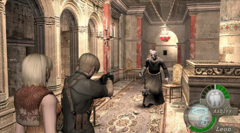 Screenshot 3 - Resident Evil 4