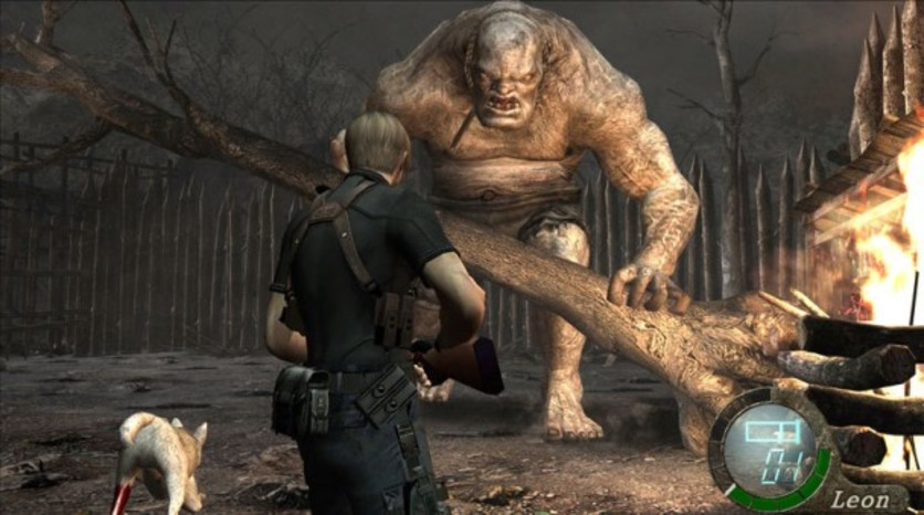 Screenshot 8 - Resident Evil 4