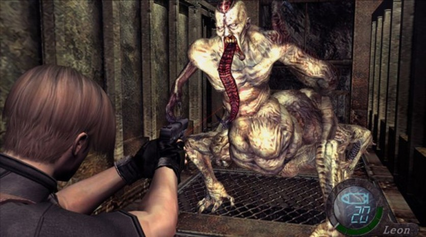 Screenshot 4 - Resident Evil 4