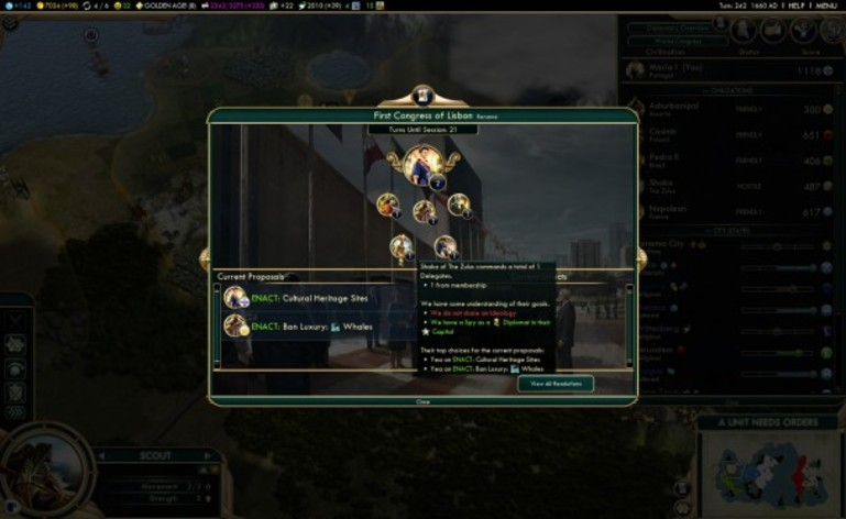 Screenshot 4 - Sid Meier's Civilization V: Brave New World (MAC)