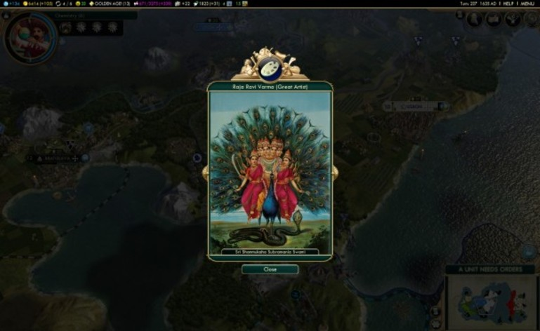 Screenshot 5 - Sid Meier's Civilization V: Brave New World (MAC)
