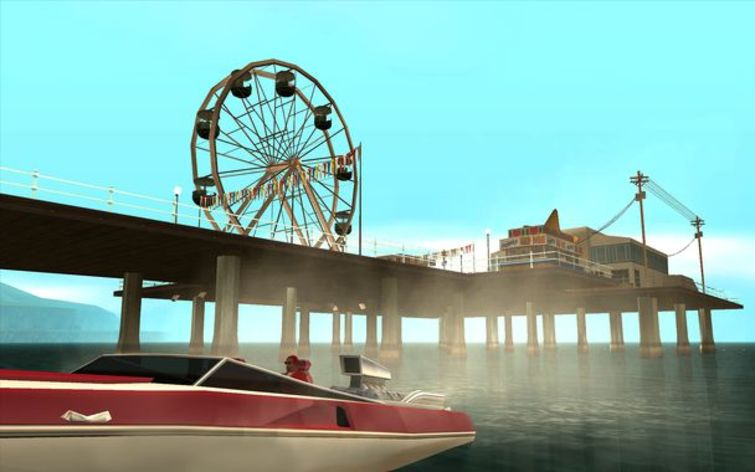 Screenshot 5 - Grand Theft Auto: San Andreas