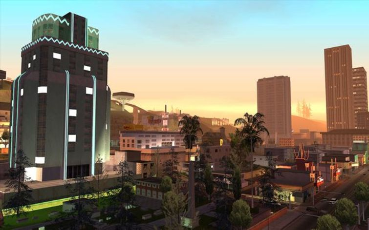 Screenshot 7 - Grand Theft Auto: San Andreas