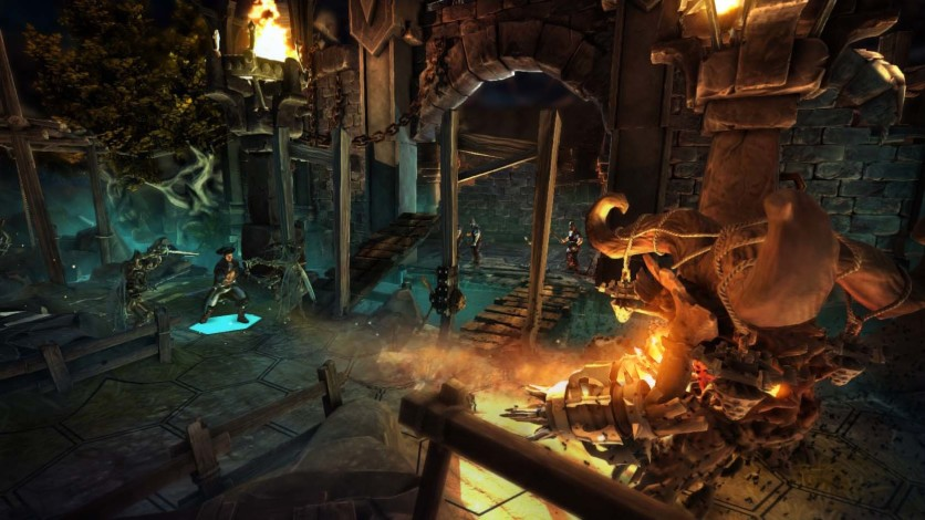 Screenshot 8 - Blackguards 2