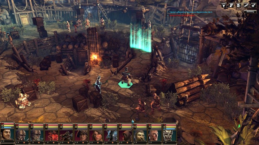 Screenshot 4 - Blackguards 2