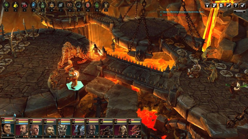 Screenshot 3 - Blackguards 2