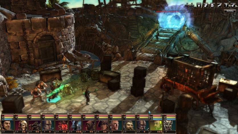 Screenshot 9 - Blackguards 2