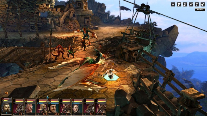 Screenshot 7 - Blackguards 2