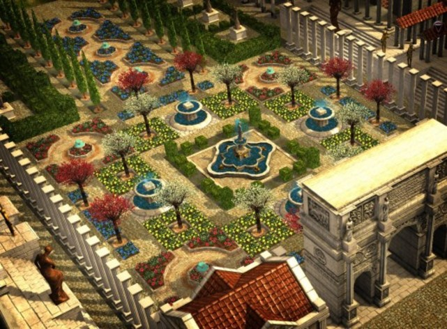 Screenshot 2 - CIVCity Rome