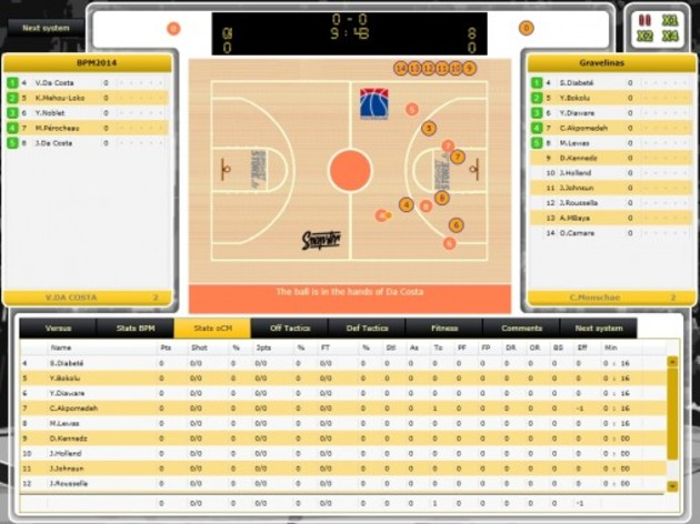 Screenshot 10 - Basketball Pro Management 2014