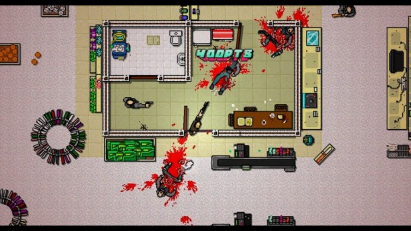 Screenshot 2 - Hotline Miami 2: Wrong Number