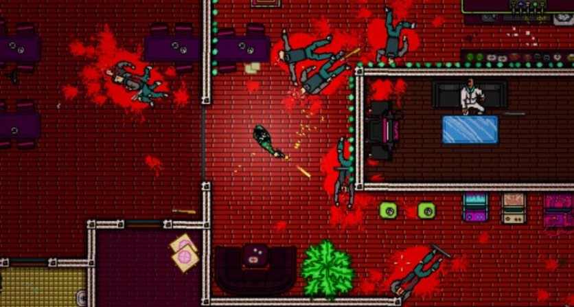Screenshot 5 - Hotline Miami 2: Wrong Number