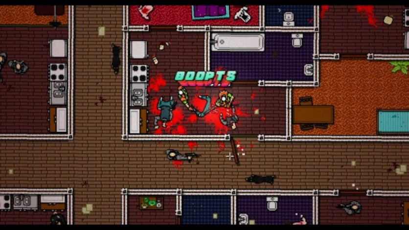 Screenshot 7 - Hotline Miami 2: Wrong Number