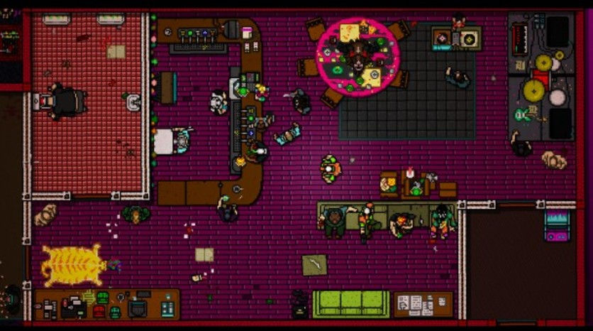Screenshot 4 - Hotline Miami 2: Wrong Number