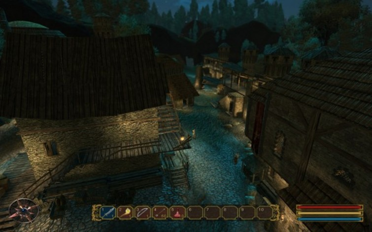 Screenshot 3 - Gothic 3 - Game of the Year Edition