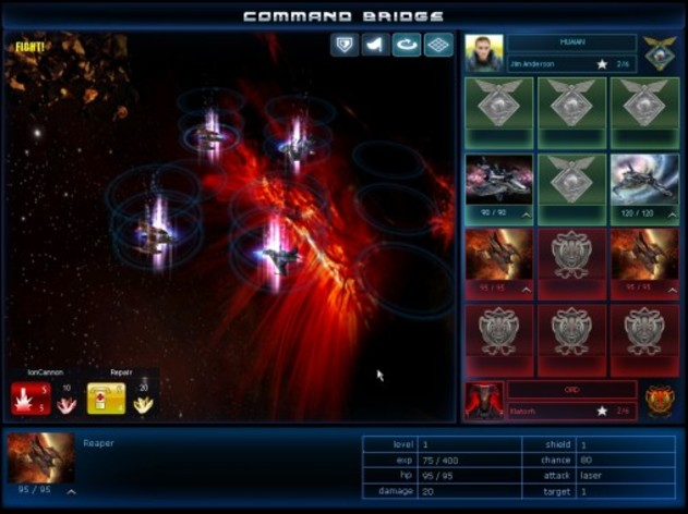 Screenshot 6 - Spaceforce Constellations