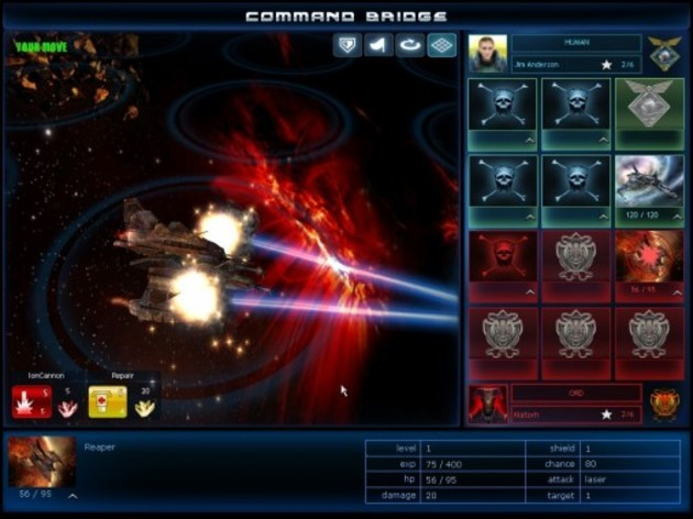 Screenshot 4 - Spaceforce Constellations