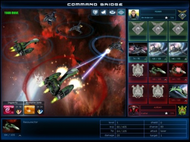 Screenshot 2 - Spaceforce Constellations