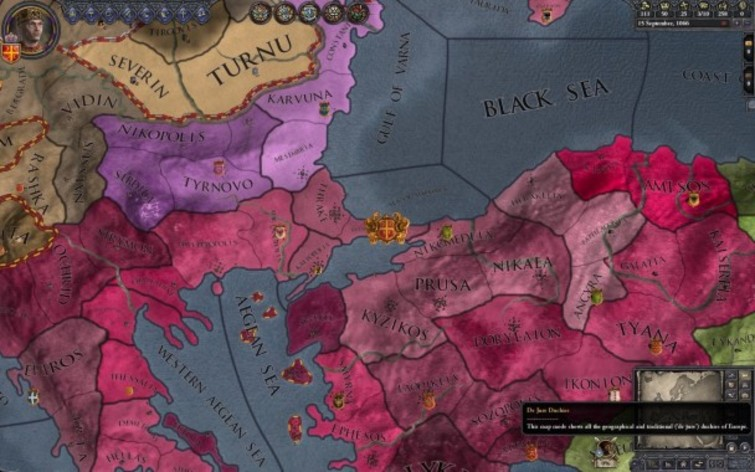 Screenshot 2 - Crusader Kings II: Europa Universalis IV Converter