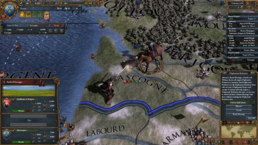 Screenshot 1 - Crusader Kings II: Europa Universalis IV Converter