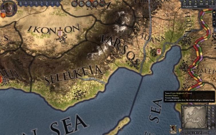 Screenshot 5 - Crusader Kings II: Europa Universalis IV Converter