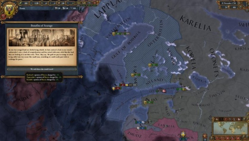 Screenshot 10 - Europa Universalis IV: Common Sense