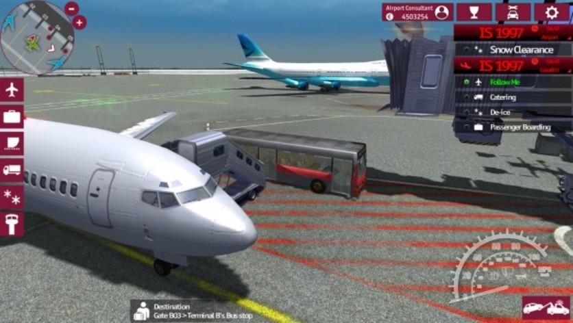 Screenshot 8 - Airport Simulator 2015