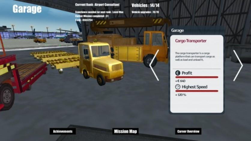 Screenshot 7 - Airport Simulator 2015