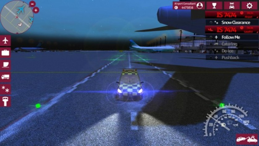Screenshot 4 - Airport Simulator 2015