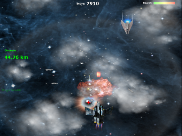 Screenshot 8 - Spaceforce Homeworld