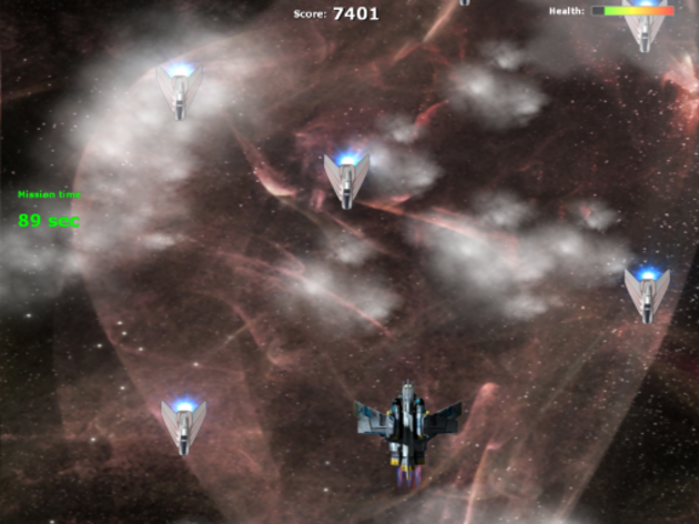 Screenshot 4 - Spaceforce Homeworld